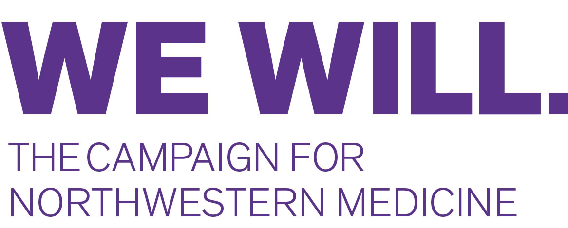 We Will. Campaign logo