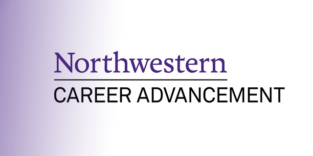 Northwestern Career Advancement Logo