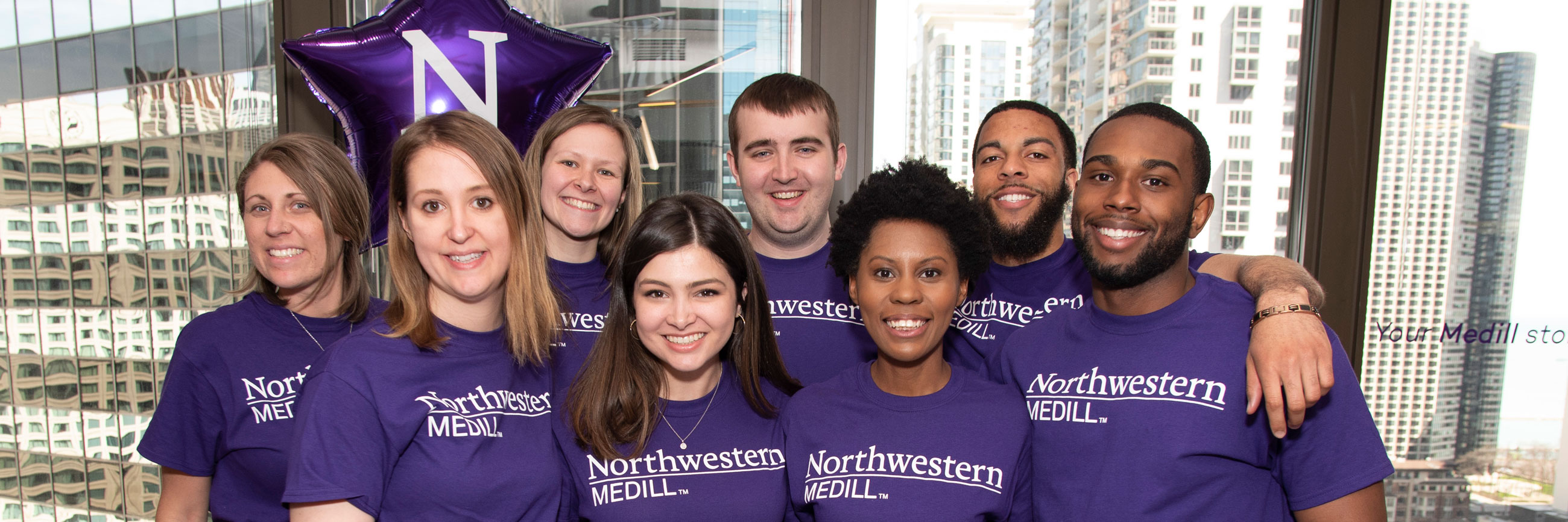 Master Of Science In Journalism Medill Northwestern University