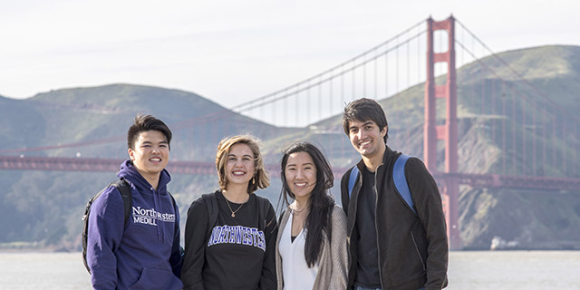 Students in San Francisco