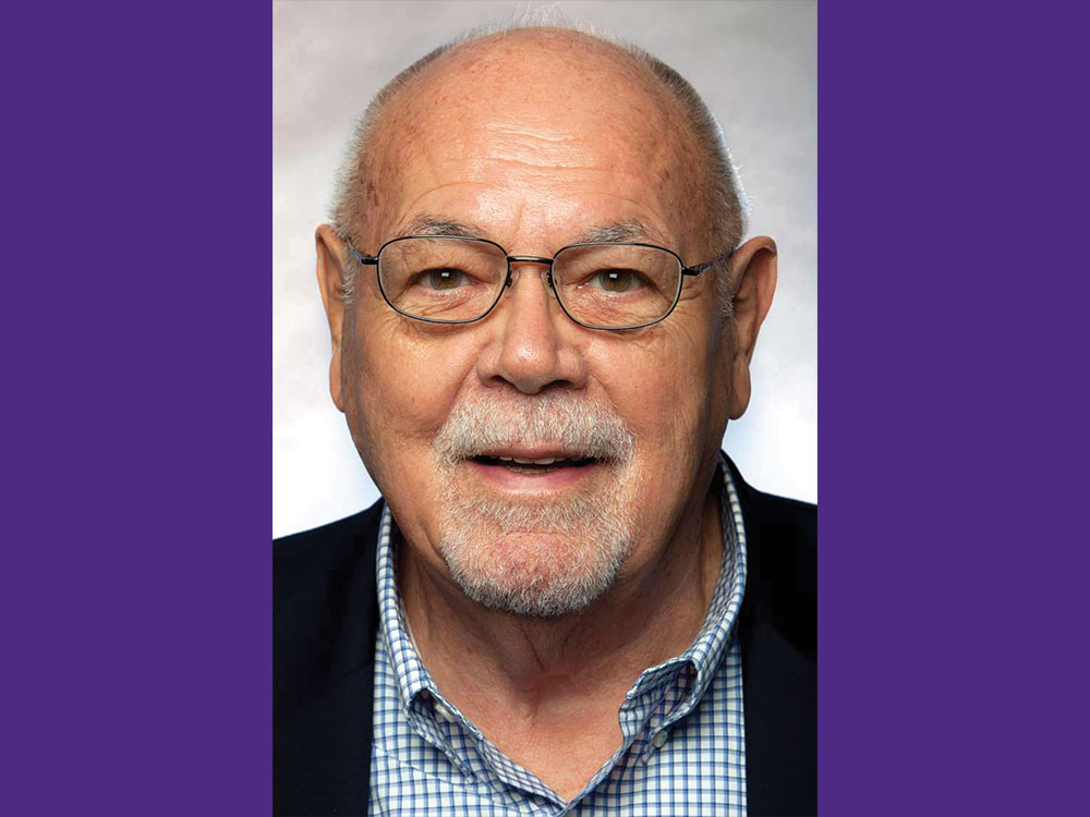 Medill IMC Professor Emeritus-in-Service Don Schultz