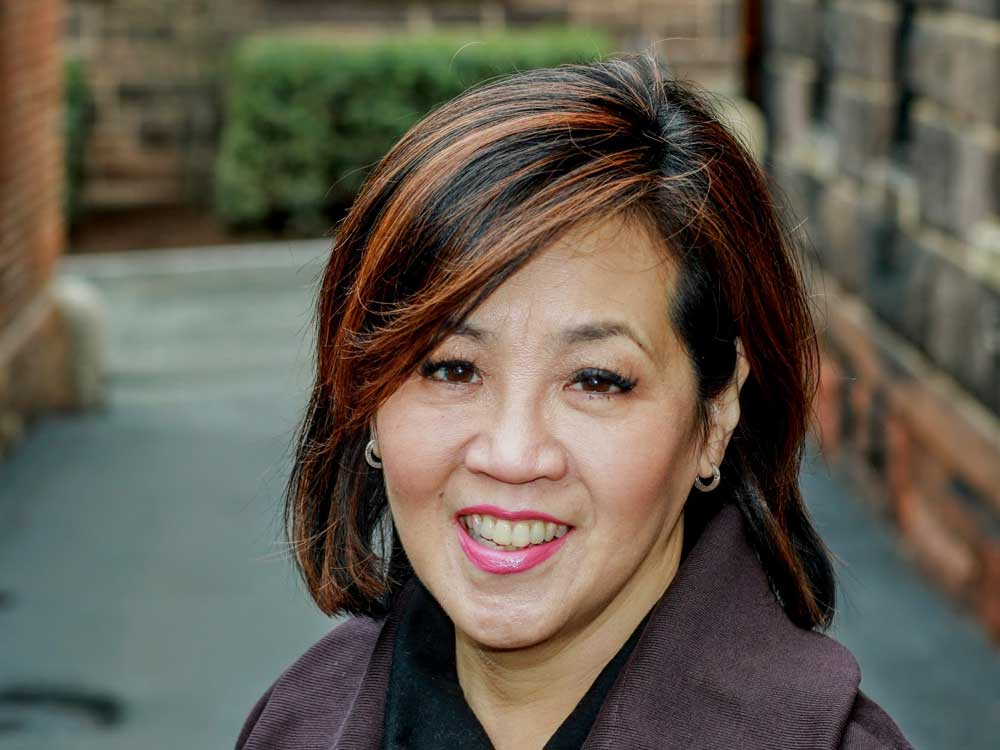 Award-winning reporter Joie Chen named director of Medill