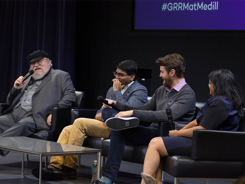 GRRM Discussion