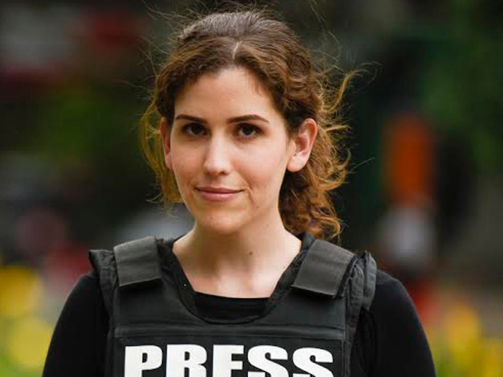 2016 James Foley Medill Medal for Courage Awardee Hannah Dreier